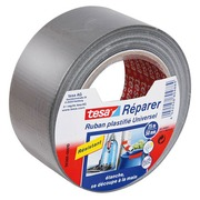 Repair tape Tesa grey 25 m x 50 mm