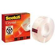 Scotch tape Crystal roll 19 x mm 33 m