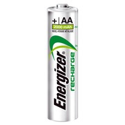 Rechargeable batteries AA - HR6 Energizer - Blister of 4 batteries
