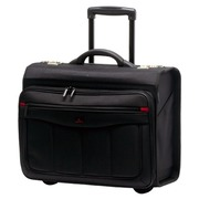 Trolley-pilotcase in nylon