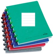 Notebook Atoma A5 144 pages lined
