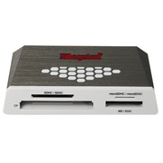 Kingston High-Speed Media Reader - card reader - USB 3.0