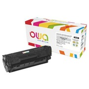 Toner Cartridge Owa HP 12A-Q2612A black for LaserJet
