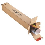 Square shipping tube 70.5 x 10.8 x 10.8 cm