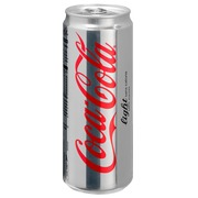 Pack of 24 Coca Cola Light cans 33 cl