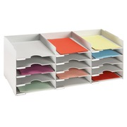 Sorter grey 15 compartments for cupboard W 73 cm