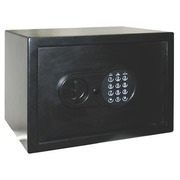 Electronic safe box ACB 16.5 litres with lock