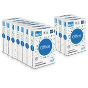Pack 7 + 3 papierriemen Rey Office A4 80 g extra wit