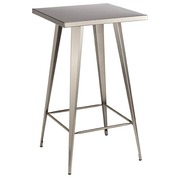 IBIZA Accent Table Stainless Steel