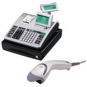 Pack cash register Casio SE-S400M + 1 scanner