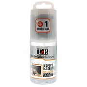 Cleaning gel 200 ml for screens + 1 microfibre cloth (20 x 20 cm)