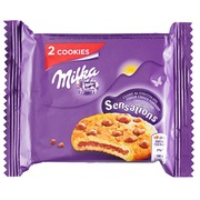 Cookie Milka Sensation - Taschenformat 52 g