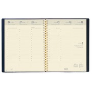 Diary Brepols Pitone Timing week planner - 2020 - 16,8 x 22 cm