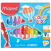 Maped viltstift Color'Peps Early Age