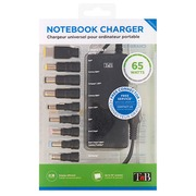 Universal charger for computer up to 15,6