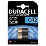 Lithium battery Duracalle CR2 pack of 2