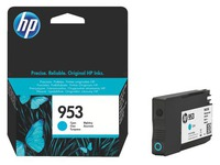HP 953 cartridge cyaan voor inkjetprinter