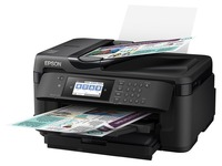 Epson WorkForce WF-7710DWF - multifunctionele printer (kleur) (C11CG36413)