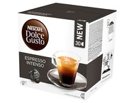 Coffee capsules Dolce Gusto Nescafé Espresso Intenso - box of 30