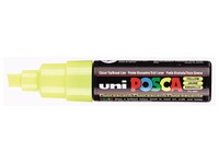 Uni-ball Paint Marker op waterbasis Posca PC-8K fluo geel