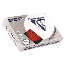 Laserpapier Clairefontaine DCP A4 80gr wit 500vel
