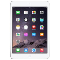 iPad mini Retina-display, 32 GB, Wi-Fi + Cellular, Zilver