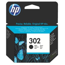 HP HP Ink-302 Black Cart (F6U66AE#UUS)