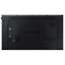 Samsung DB55E, Display with SoC 16-7, 1920x1080, 400x400 vesa, 350 cd-m2, 5000:1, 9.5-15mm bezel, Qu
