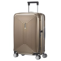 Samsonite Neopulse Spinner 55 Metallic Sand