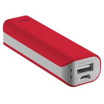 Trust Urban Tag Powerstick 2600 mAh Text