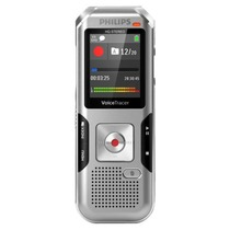 Philips 3.5 mm, USB 2.0, micro-SD, 4.4958 cm (1.77 ) LCD, 128x160, HQ stereo, (DVT4010)